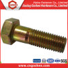 DIN933 Color Zinc Plated Half Threaded Hex Head Bolt