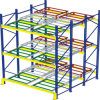 Push Back Racking for Warehouse Storage