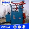 Ce Approved Simple Double Hook Type Shot Blasting Machine