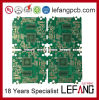 6layers Enig Circuit Board PCB for Security Digital Video