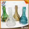 Art Water Pipe Shisha Hookah Glass Bottle