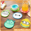 Animal Cuet Rubber and Sillicone Cup Coasters Customed Logo (YB-HR-66)