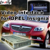Multimedia Video Interface for Opel Insignia (GPS Navi, video, cast screen, parking Guidenline)
