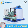Koller Price 10 Ton Stainless Steel SUS304 Flake Ice Machine for Meat Processing Vegetavle