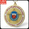 Superior Quality Factory Price Custom Metal Football Medal