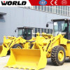 4 Wheel Drive W136 3ton Wheel Loader for Earth Moving