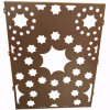 Muslim Pattern Design Perforated Aluminum Sheet for Screen Facade Decoration