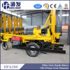 200m Trailer Mounted Portable Water Well Drilling Rigs