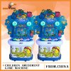 Music Series Children Amusement Playground Game Machine for Hitting Octopus