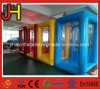 High Quality Cheap Cube Inflatable Cash Machine