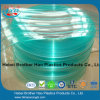 Super Clear Anti-Static Green Double Ribbed Plastic Vinyl Strip Curtain
