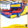 Inflatable Three Colour Slide for Kid (AQ09186)