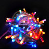 LED Holiday Outdoor Christmas Decoration RGB String Light