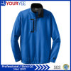High Quality Affordable Half Zip Pullover Polyester Microfleece Jacket (YYLR114)