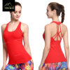 Women Yoga Stringer Gym Vests Fitness Tank Tops for Ladies