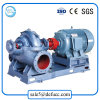 Large Volume Double Suction Split Casing Pump with Electric Motor