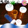 Plastic Reversible Vials Pill Bottles or DRAM Vials with a Child Resistant Cap