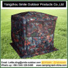 Greatland Outdoor Seam Seal Square Camouflage Blind Hunting Tent