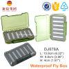 Compact Waterproof Fly Fishing Box Case