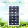 35W High Efficiency Mono Renewable Energy Saving Solar  Panels