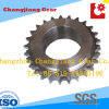 OEM 25 Tooth Simplex Gear Duplex Triplex Sprocket Gear with Finished Hole