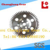 Industrial ANSI Conveyor Large Sprocket Spur Gear with Six Holes