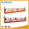 Zlp500, 630, 800 Series Steel Suspended Platform Cradle Gondola