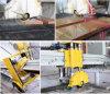 Diamond Wire Saw Machine Hq600 Bridge Cutting Machine for Granite Marble Bench Step