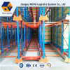 High Quality New Products Drive in Radio Shuttle Racking