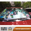 Car Front Windshield Cartoon Sun Shade