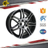 Black Face Polish Alloy Wheel with 14 16 Inch