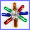 Mini Aluminum Pill Box Bottle Novelty Keychain Outdoor Gadgets (SL-381)
