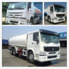 Cnhtc Sinotruk HOWO 25000liters Fuel Tank Truck 30000liters for Nigeria