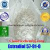 Weight Loss Female Hormones 57-91-0 Estradiol Steroids Powder 17alpha-Estradiol