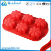 Hot Sale LFGB Certificate Baking Silicone Puff Cake Mould