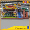 Monkey Theme Jumping Inflatable Combo for Amusement Park (AQ01804)