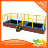 New Design Two in One Combination Trampoline for Sale
