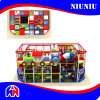 2015 Kids Amusement Park Plastic Indoor Playground with Factory Price