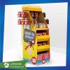 Chirstmas Cardboard Display, Pop Cardboard Coffee Display OEM/ODM Cardboard Display Factory