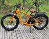 Electric Powered Beach Cruiser Bicycle with Ce En15194