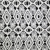 Chemical Lace Water Solubal Embroidery Mesh Fabric Lace
