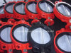 Wafer Butterfly Valve with Nylon Painting Disc (D71X-10/16)