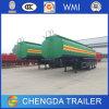 Chengda Truck Trailer Feul Tanker Gas Oil Tank Trailer