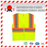 Yellow High Visibilit Motorcycle Reflective Vest (vest-2)