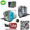 Hot Sale 2 to 8 Line Embossing Cutting Paper Face Making Machine