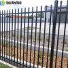 High Security Spear Top Galvanized Industrial Fencing Prices