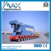 Heavy Duty 12 Axle Lines 250 Tons Hydraulic Multi Axles Module Trailer for Transportation Fob Price: Get Latest