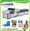 Plastic Digital Printer PVC, PP, ABS, PE Printing Machine (Colorful 6025)