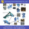 Complete Set of Waste Tyre Recycling Machine