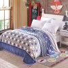 Wholesale Promotional Printing Polyester Velvety Blanket